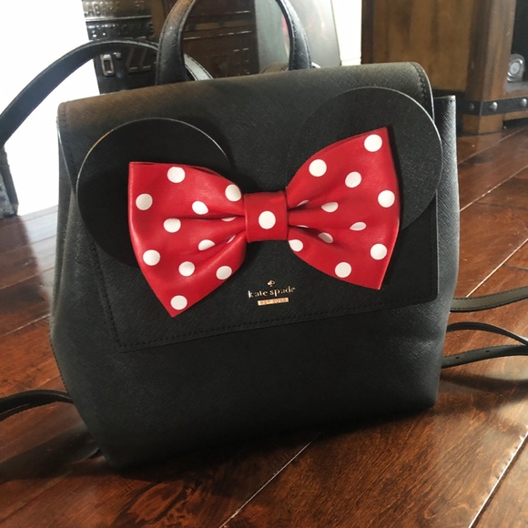 93455442c5c Kate Spade Minnie Mouse Backpack